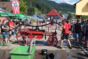 Spritzerwettbewerb Bollenbach
